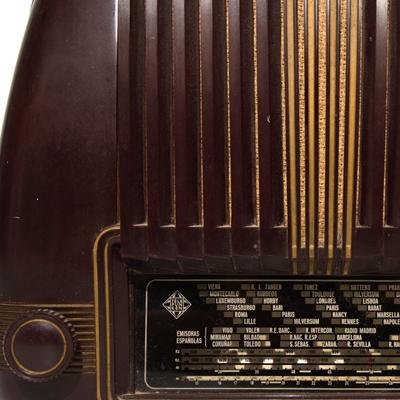 Radios de época en Mersema